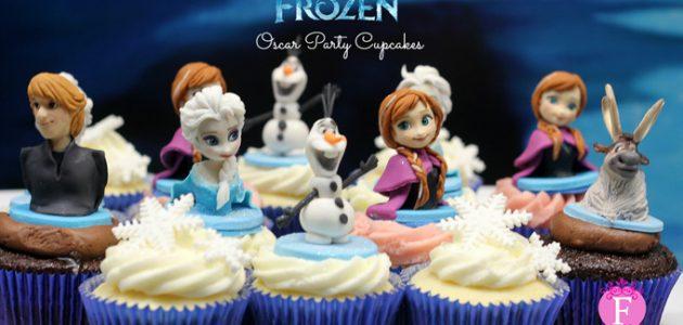 fondant Elsa Anna Disney