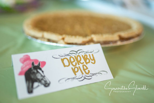 Siitch Kentucky Derby pie