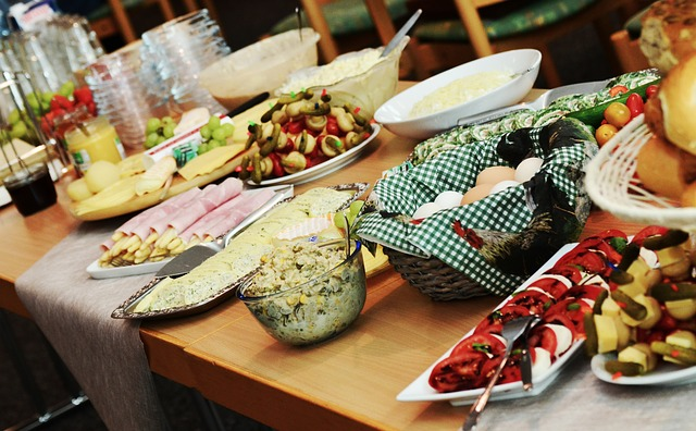 Navigating year end parties with food allergies and special diets